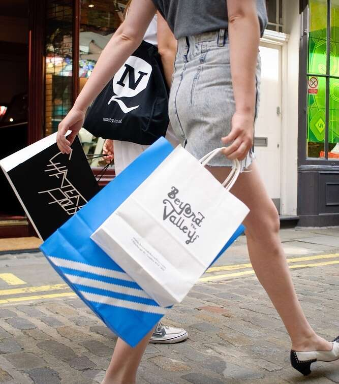 London's Best Hubs to shop till you drop-off 1