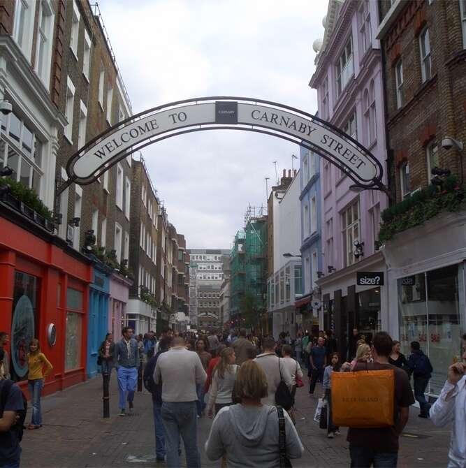 London's Best Hubs to shop till you drop-off 3