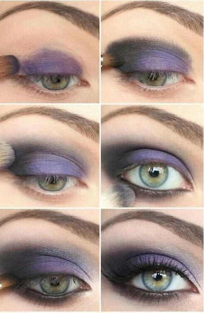 Dramatic eye makeup: perfecting to flutter your seasonal looks 2