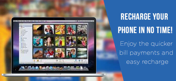 Online Recharge and Bill Payment Coupons