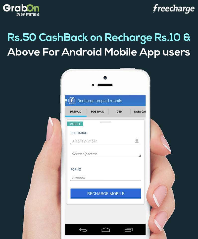 Freecharge coupons for instant saving Do your online mobile recharge, DTH recharge, post-paid mobile bill payments, electricity bills and more through Freecharge in just few clicks. Be a smart user and save big on your every transaction by redeeming our offered Freecharge promo .