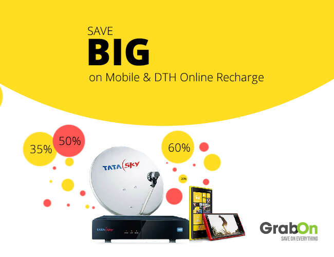 Recharge Coupons for Mobile and DTH