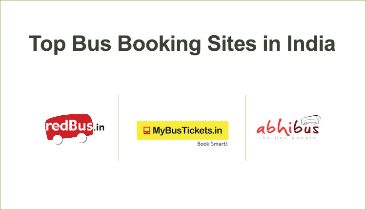 Best Online Bus Booking Portals
