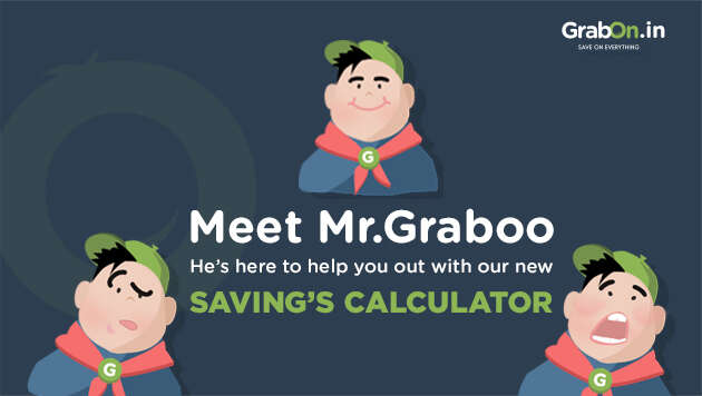Mr. Graboo Savings Calculator