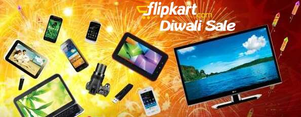 Flipkart Diwali Offers