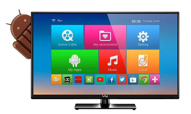 VU Android TV Flipkart