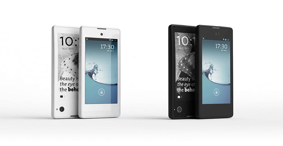 Yota phone