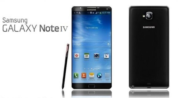 The New Samsung Galaxy Note4