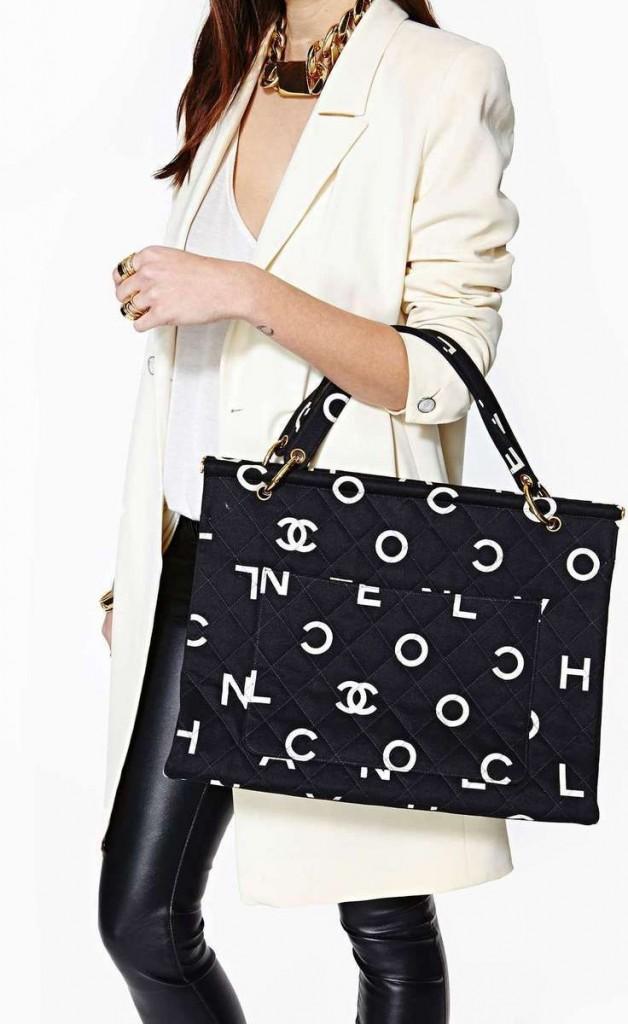 Channel women handbags