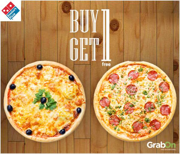 Adding more to your excitement, Dominos also guarantees affordability by its pocket-friendly prices along with heaps of offers with flat 20% off and up to Rs discount to be availed on your orders. The Dominos Wednesday offer makes Wednesday to be the most affordable day to be at Dominos.