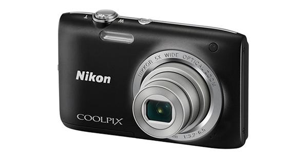 Nikon Coolpix 20.1 MP Digital Camera