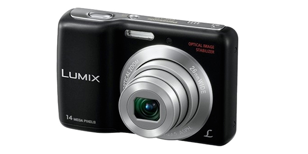 Panasonic Lumix 14.1 MP Digital Camera