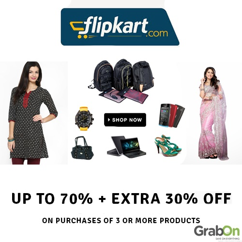 Flipkart 2015 new Year Offers
