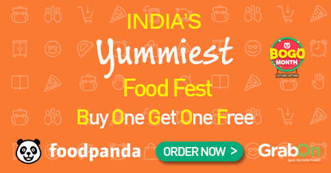 foodpanda BOGO offer