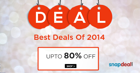 Snapdeal New Year Sale