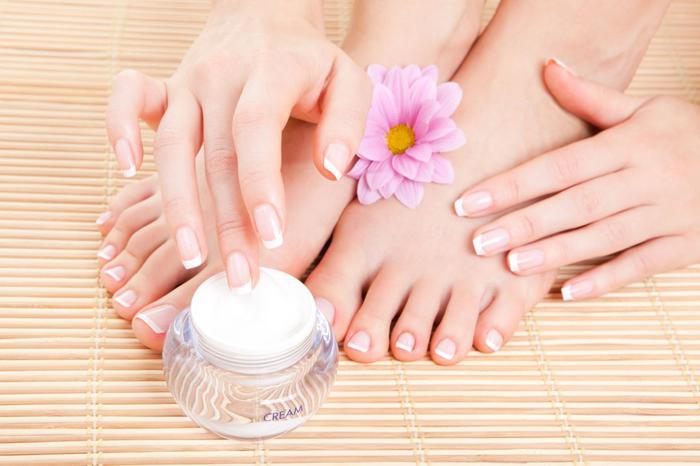 Foot moisturizers