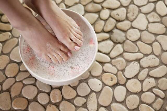 Soak Foot