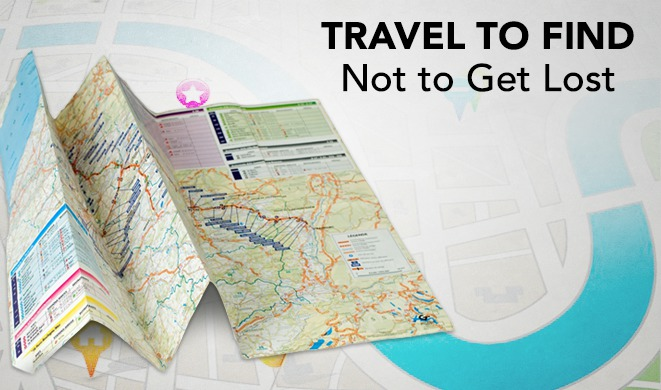 routemap travelling solo