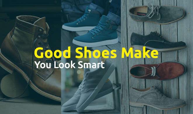 latest fashion trends-men shoes
