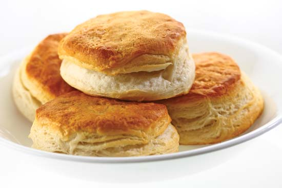 Recipe for biscuits