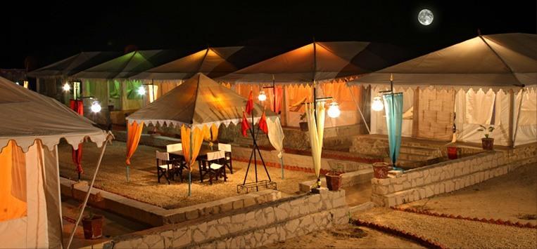 Rajasthan_camp