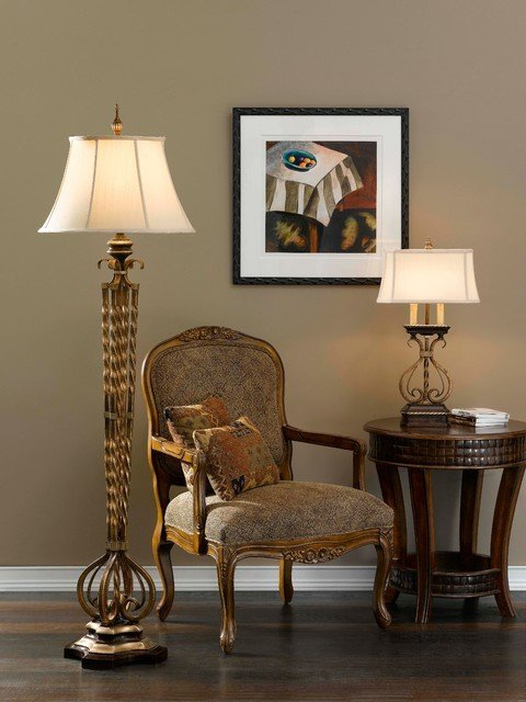 small lamps on it you can also keep hanging lamps from the wall. Black Bedroom Furniture Sets. Home Design Ideas