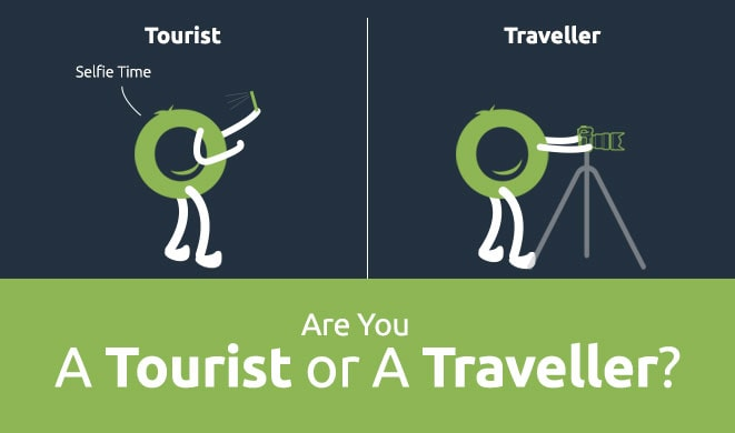 Are You A Traveller Or A Tourist