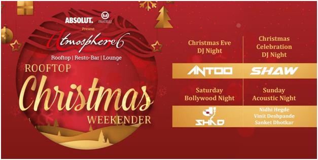 Christmas Weekender - Pune