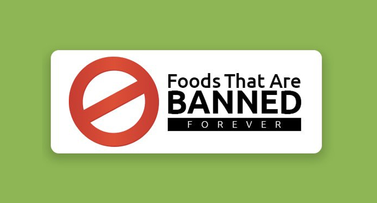banned foods world