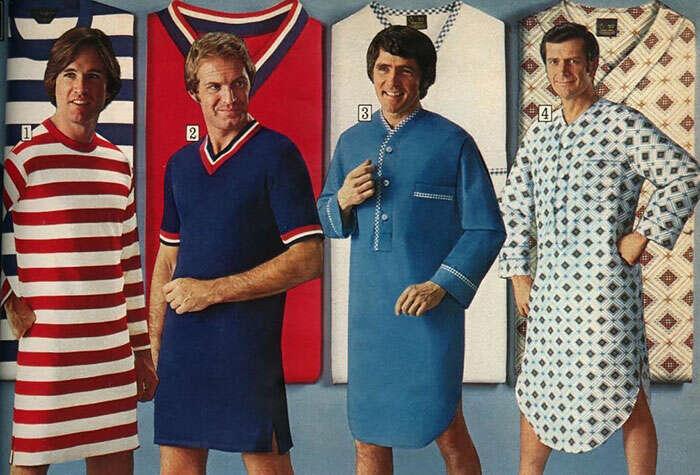 weird 70s fashion