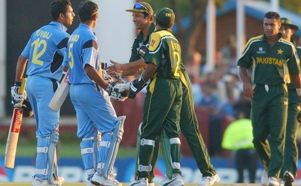 India Pakistan World Cup 2003