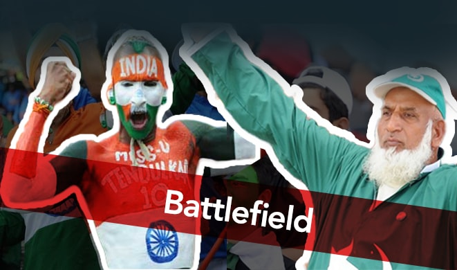 India pakistan rivalry
