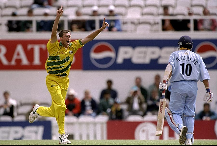 Glenn Mcgrath - Hyderabad