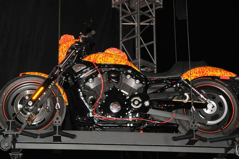 most expensive motorcycles harley dvidson cosmic starship