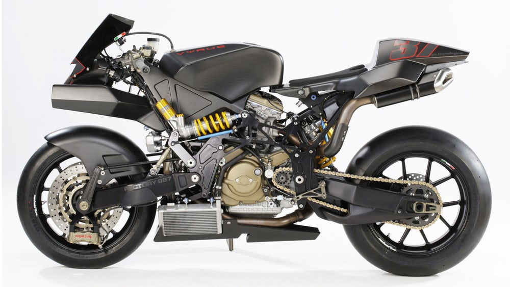 most expensive motorcycles vyrus 987 c3 4v