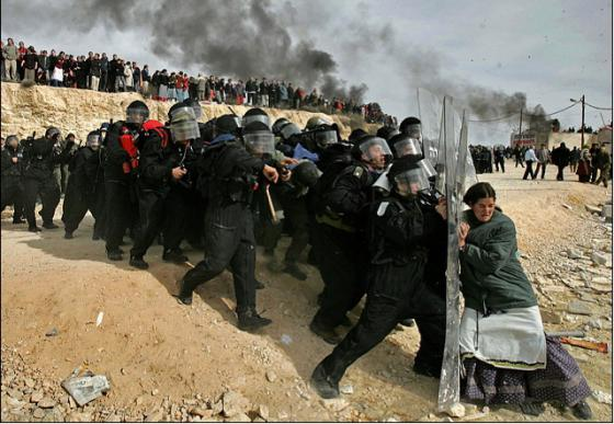 Israel 2006 photographs that shook the world