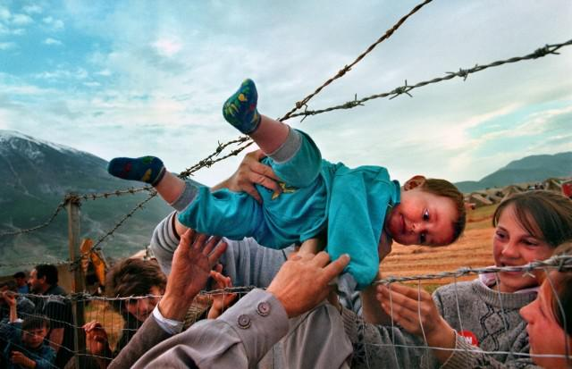 Agim Shala Kosovo Refugee photographs that shook the world