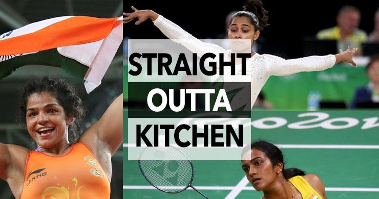 Straight Outta Kitchen