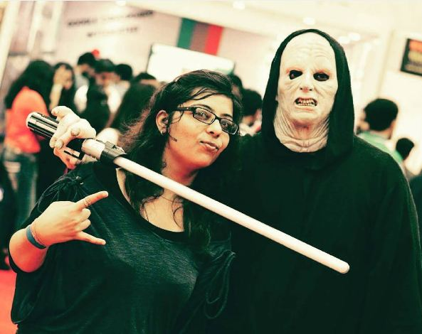 Star Wars Hyderabad Comic Con