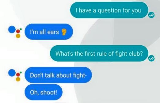 google-allo-fight-club