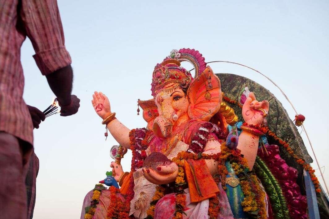 Ganesh Chaturthi Delhi