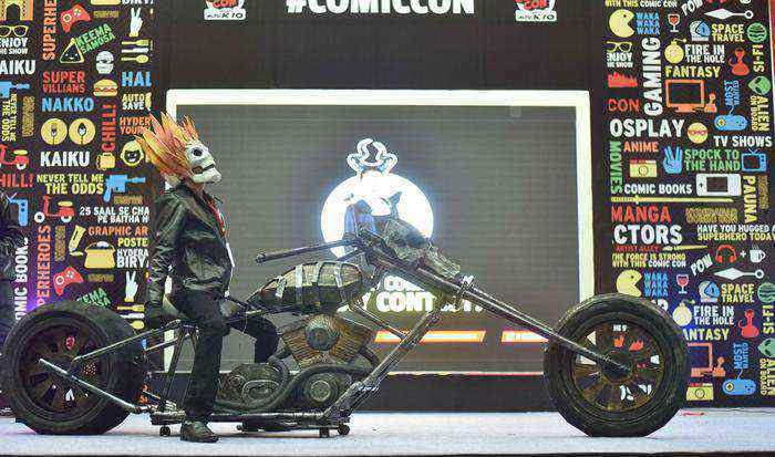 ghostrider-hyderabad-comic-con