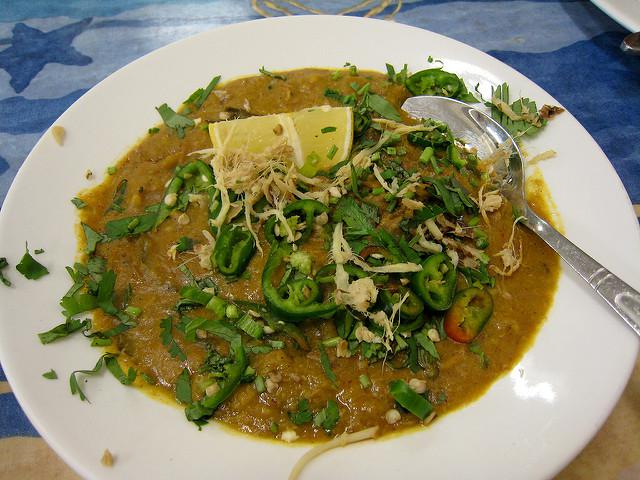 Haleem Best Street Food In Hyderabad