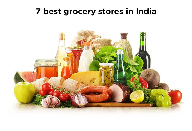 7 Best Online Grocery Stores in India