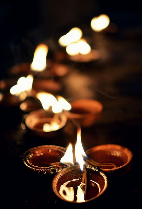 The Festival of Lights: Story Of Diwali Diyas