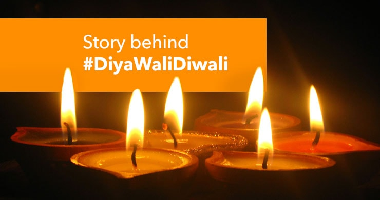 l&s-diwali & The Festival of Lights: Story Of Diwali Diyas