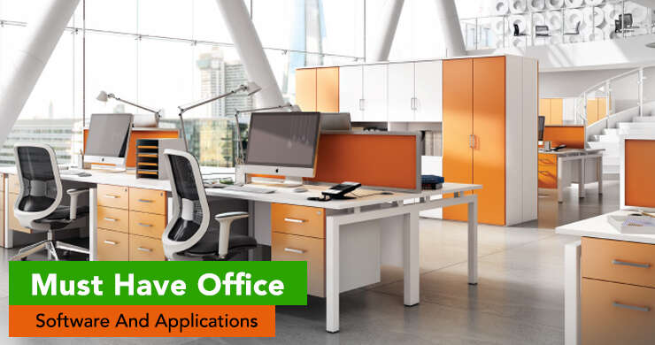 business software must have office software