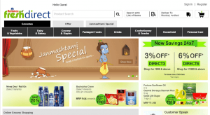 reliancefresh Best Online Grocery Shopping Sites in India