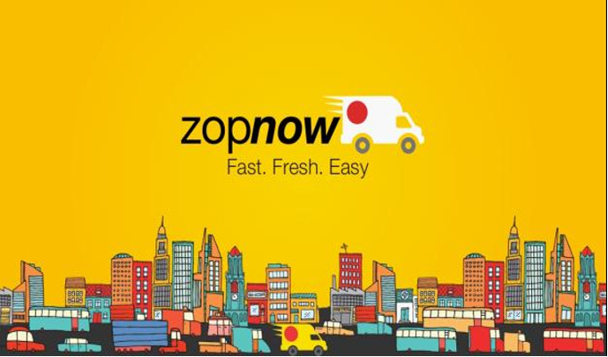 Zopnow Top Online Grocery Store in India
