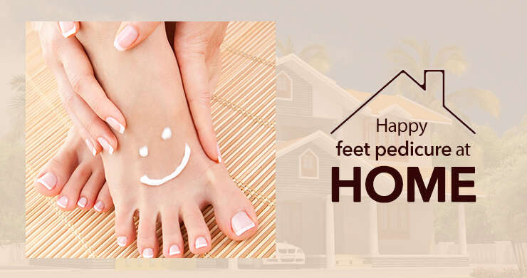 Find some easy do it yourself pedicure at home tips happy feet pedicure solutioingenieria Gallery